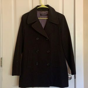 Andrew Marc New York Black Coat